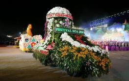 Độc đáo những kỳ lễ hội hoa tại Đà Lạt