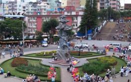 Lễ hội hấp dẫn tại thành phố hoa Đà Lạt