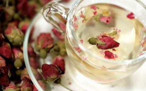 Trà hoa hồng Đà Lạt – món quà tốt cho sức khỏe
