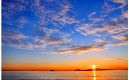 Ngắm bình minh và hoàng hôn trên biển Mỹ Khê ở Đà Nẵng