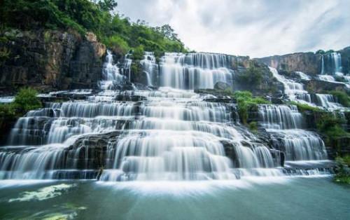 Địa điểm du lịch Thác Pongour Đà Lạt – Nam Thiên Đệ Nhất Thác