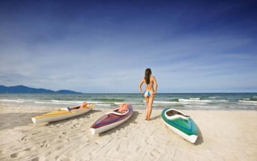 Tham quan bãi biển Xuân Thiều – nét hoang sơ của Đà Nẵng