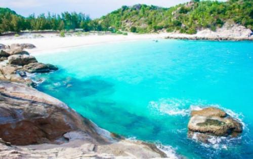 Chiêm ngưỡng vẻ đẹp của đảo Bãi Bàng Nha Trang