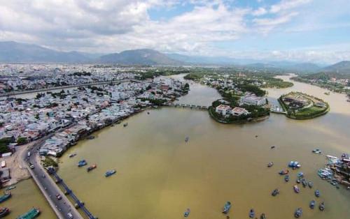 Khám phá cảnh du lịch Nha Trang với dòng sông Cái