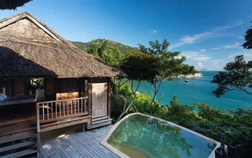Thư giãn tại các resort đẳng cấp nhất ở Nha Trang