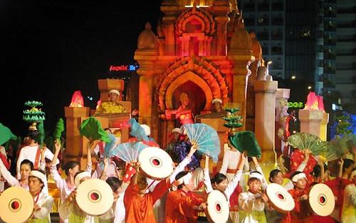 Những lễ hội nổi tiếng độc đáo ở Nha Trang