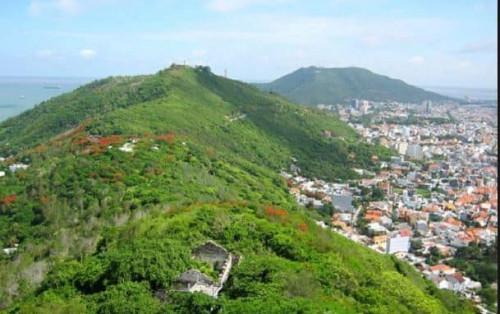 Chiêm ngưỡng danh lam thắng cảnh núi Nứa ở Vũng Tàu
