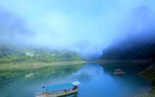 Đến hồ Thang Hen nghe truyện liêu trai!