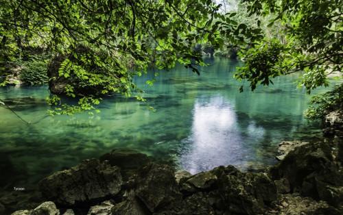Suối Lê-nin – bảo bối xanh nơi đất rừng Đông Bắc
