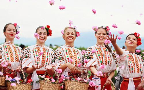 Hà Nội: rực rỡ Lễ hội hoa hồng Bulgaria lớn nhất Việt Nam