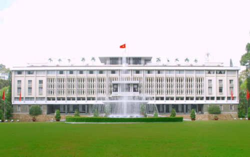 Tham quan Dinh Độc Lập – Công trình lịch sử đặc biệt của Sài Gòn