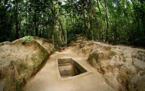 Du lịch Sài Gòn: Tìm về Địa Đạo Củ Chi di tích lịch sử hào hùng