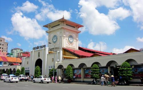 Tham quan Chợ Bến Thành – Nét đặc trưng của Sài Gòn