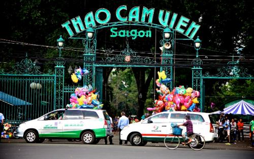 Thảo Cầm Viên Sài Gòn – 1 trong 8 vườn thú lâu đời nhất thế giới