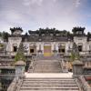 Khám phá tuyệt tác kiến trúc độc đáo lăng Khải Định