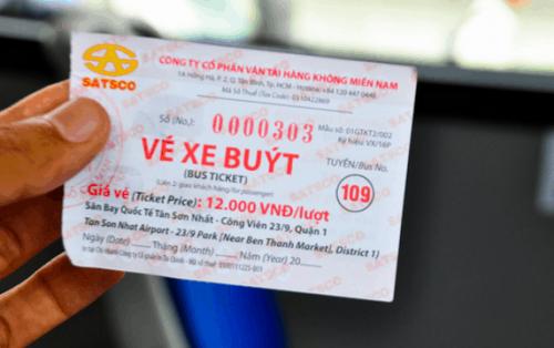 Các tuyến xe buýt từ trung tâm Sài Gòn đến địa đạo Củ Chi