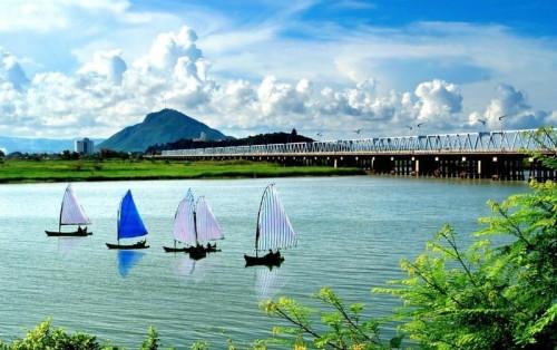 Bản đồ du lịch Phú Yên 2018 – địa danh và điểm đến