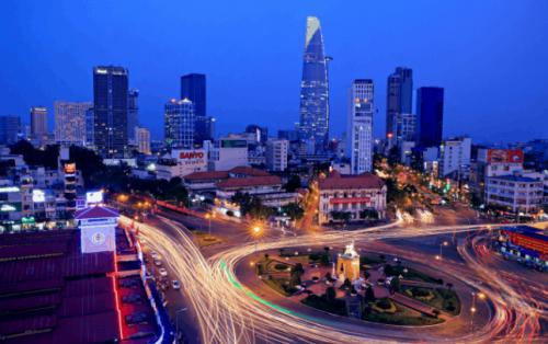 """Tòa nhà Bitexco – """"Tòa tháp chọc trời"""" biểu tượng cho Sài Gòn"""