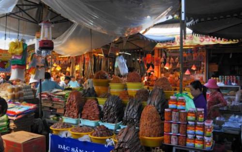 Kinh nghiệm đi chợ đêm Nha Trang Khánh Hòa 2018