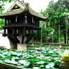 Chùa Một Cột – Kiến trúc nghệ thuật độc nhất châu Á