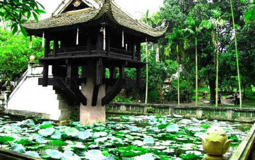 Chùa Một Cột – Biểu tượng văn hóa ngàn năm của Hà Nội