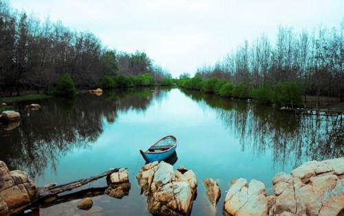 """Có một """"thiên đường"""" mang tên Hồ Cốc giữa lòng Vũng Tàu"""