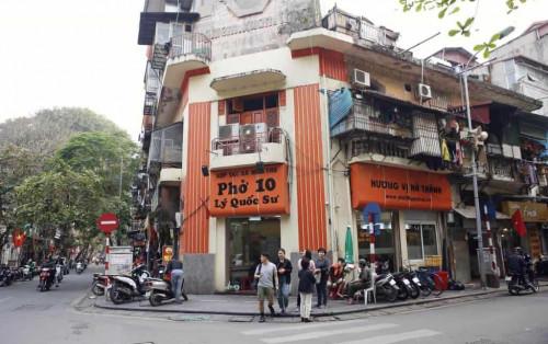 Phở Lý Quốc Sư – Đậm đà hương vị phở Việt truyền thống