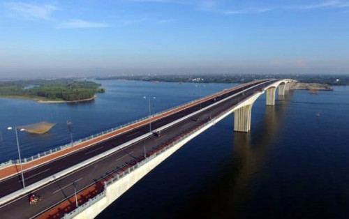 Cầu Cửa Đại Hội An – mang vẻ đẹp hiện đại và phát triển