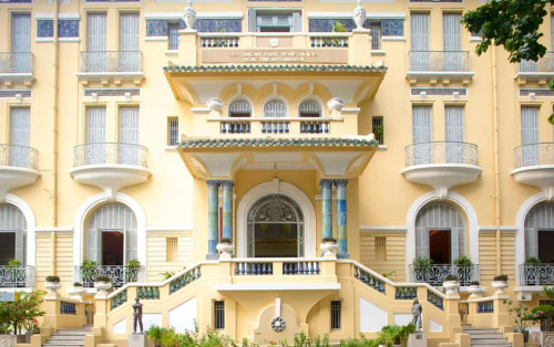 Du lịch Sài Gòn: Tham quan bảo tàng Mỹ Thuật thành phố Hồ Chí Minh
