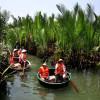 Rừng dừa Bảy Mẫu Hội An trải nghiệm cuộc sống sông nước miền tây ngay trong thành phố
