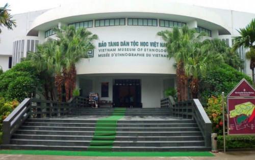 Bảo tàng Dân tộc học Việt Nam – địa điểm tham quan hấp dẫn ở Hà Nội