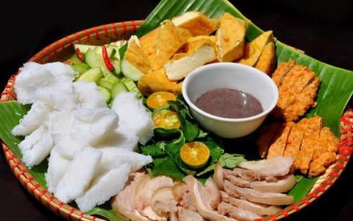 """Bún đậu mắm tôm Hà Nội – Món ngon dân dã """"ăn một lần nhớ mãi"""""""