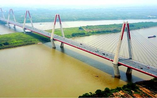 Khám phá Cầu Nhật Tân – cầu thép dây văng lớn nhất Việt Nam