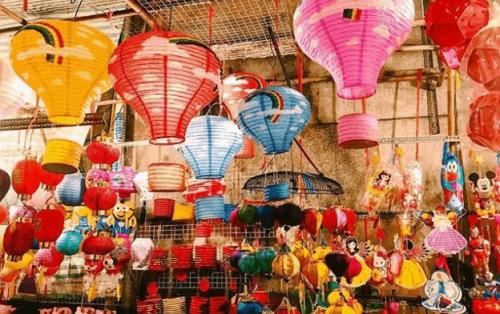 4 phố đèn lồng Sài Gòn cực chất để bạn check-in dịp trung thu này