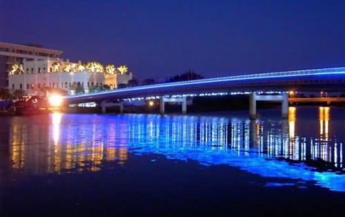 Khám phá cầu Ánh Sao ở quận 7 – Một Singapore thu nhỏ nằm ngay trong lòng Sài Gòn
