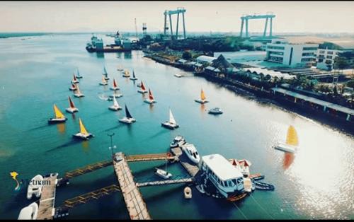 Bến du thuyền Marina – Viên ngọc mới của Vũng Tàu trên sông Dinh