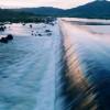 Đập Đồng Cam nét đẹp hùng vĩ của Phú Yên