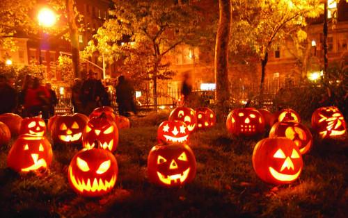 Những địa điểm tổ chức vui chơi Halloween ở Quy Nhơn