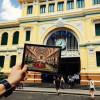 Một thoáng Sài Gòn xưa khi ghé thăm Bưu Điện Thành Phố Hồ Chí Minh