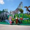 """Khám phá ngay công viên FLC Zoo Safari Park """"siêu hot"""" ở Quy Nhơn"""
