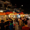 Nhộn nhịp chợ đêm phố cổ Hà Nội mỗi dịp cuối tuần