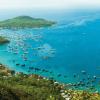Vịnh Cam Ranh với những bãi tắm nổi tiếng ở Khánh Hòa