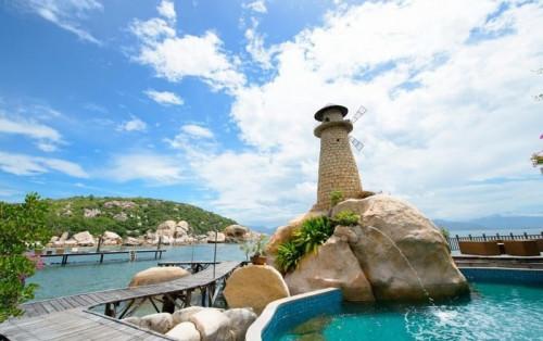 Resort Ngọc Sương thiên đường có thật ở vùng biển Cam Ranh
