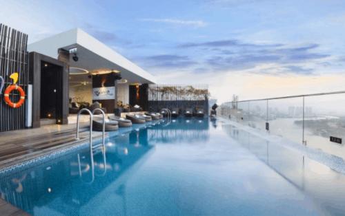 Tổng hợp 20 khách sạn 4 sao Sài Gòn có chất lượng tốt