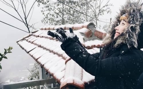 """Đứng ngồi không yên với """"thiên đường tuyết trắng"""" trong Lễ hội mùa đông Sapa 2017"""
