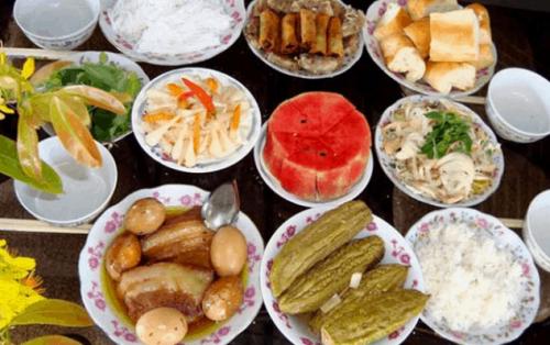 """Thử là sẽ thích 9 món ăn ngày tết miền Nam với hương vị """"ÔI MÊ LY"""""""