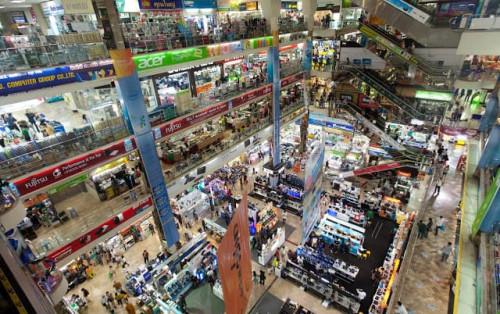 """15 địa điểm mua sắm ở Bangkok """"hấp dẫn"""" không thể bỏ qua"""