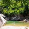 Thác Hố Giang Thơm cảnh sác thiên nhiên tươi đẹp tại Quảng Nam