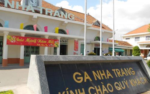 Ga Nha Trang – niềm tự hào của thành phố biển xinh đẹp