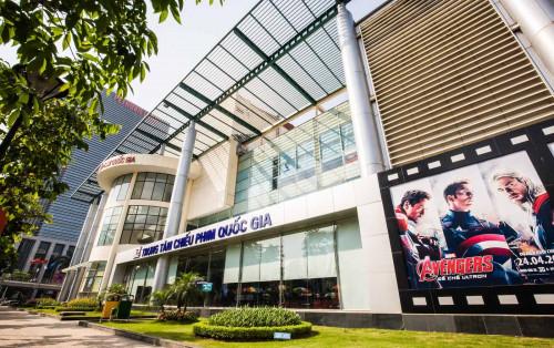 Rạp chiếu phim Quốc gia – Địa điểm hẹn hò lý tưởng cho những ngày cháy túi